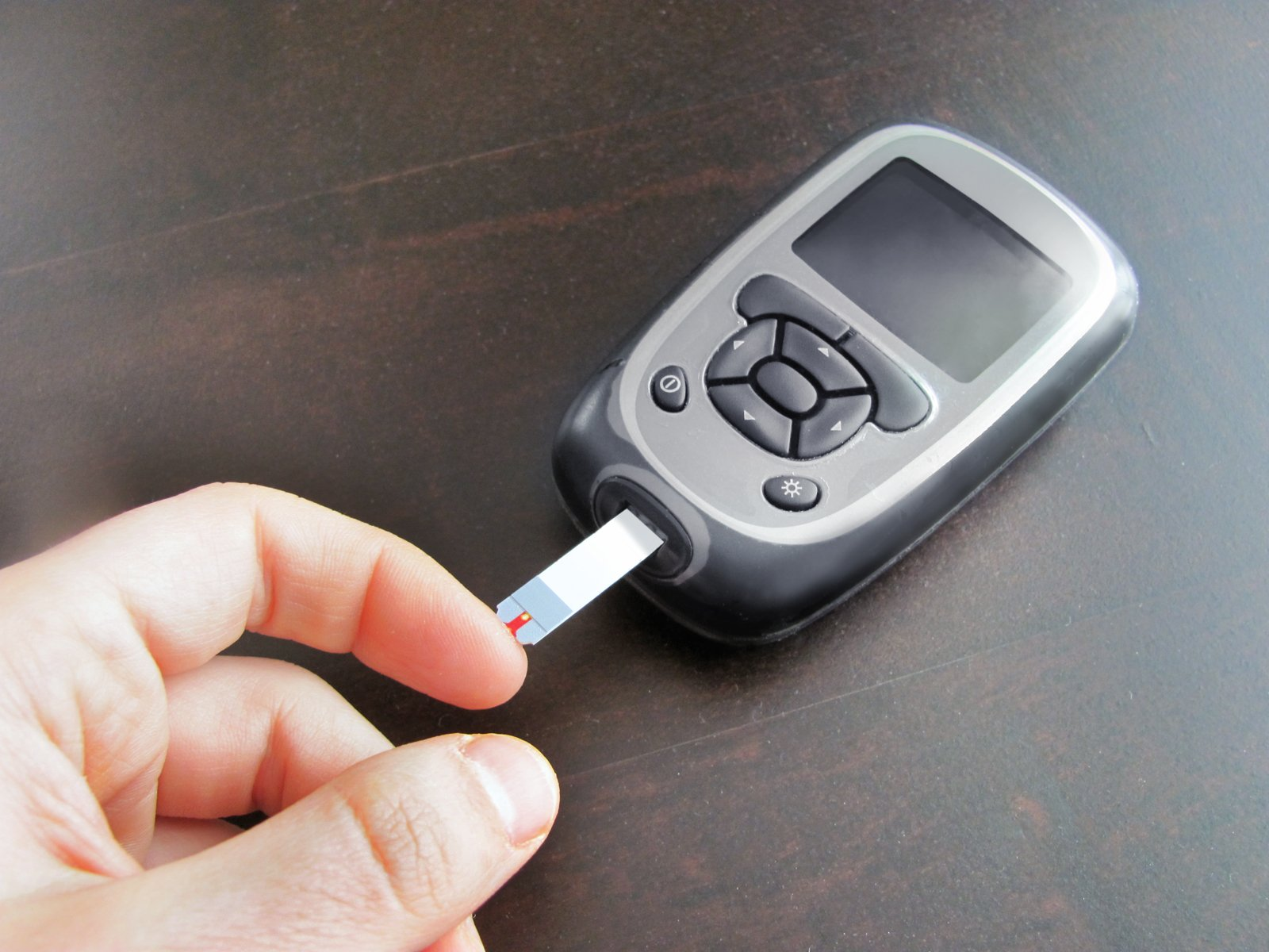 blood sugar control type 2 diabetic