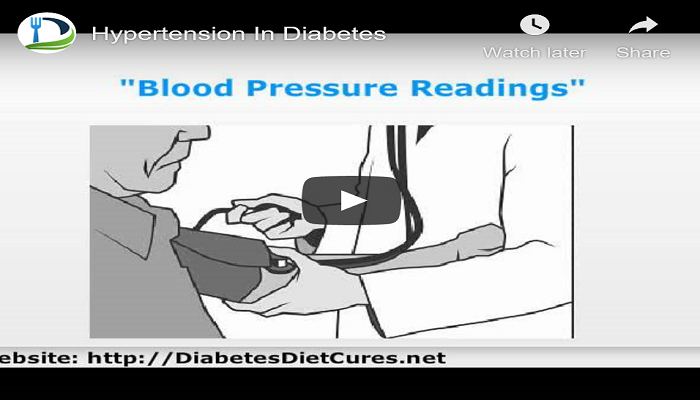 Hypertension in Type 2 Diabetes