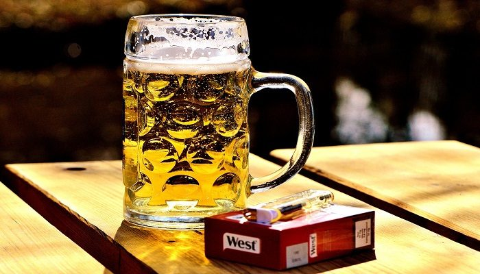 Smoking and Drinking Alcohol With Diabetes