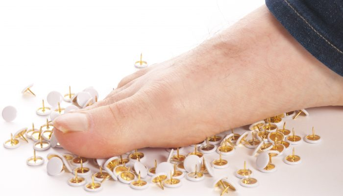 diabetic neuropathy diabetes foot pain