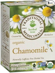 natural herbs for diabetes chamomile tea