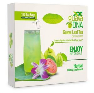 natural herbs for diabetes guava leaf tea